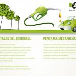 Ventaja-Biodiesel